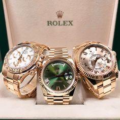 Richard Mille, Patek Philippe, Audemars Piguet, Omega, Rolex Batman, Sky Dweller, Rolex Air King, Gold Rolex, Expensive Watches