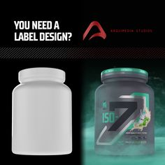 Arquimedia Studios - Web Design, Label and Packaging Design, Mock. Label Design, Packaging Design, Graphic Design, Best Muscle Building Supplements, Pharmacy Design, Bottle Packaging, Design Firms, Blogging, Protein