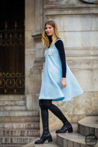 STYLE DU MONDE / Paris Fashion Week FW 2016 Street Style: Veronika Heilbrunner  // #Fashion, #FashionBlog, #FashionBlogger, #Ootd, #OutfitOfTheDay, #StreetStyle, #Style