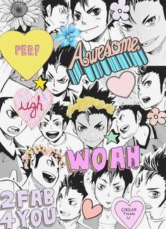 Imagem de anime, manga, and haikyuu!!