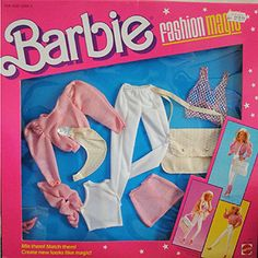Outfit Barbie 85 87