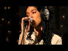 http://KEXP.ORG presents FKA twigs performing live in the KEXP studio. Recorded November 18, 2014. Songs: Lights On Hide Kicks Two Weeks Host: Sean Audio Eng...