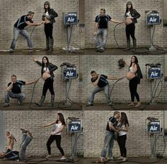 Pregnancy photo idea...Lol