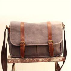 Gouache City Bag in Ash Grey