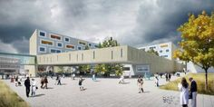 Salzburg Regional Hospital Extension - SALK (5)