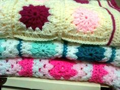 A pic of my blankets :)