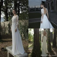 I found some amazing stuff, open it to learn more! Don't wait:http://m.dhgate.com/product/berta-winter-2014-sheer-lace-wedding-dresses/178486550.html