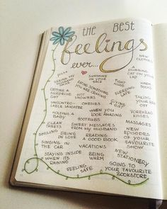 Bullet Journal Collection: Bujo Your Way Out of a Bad Day!