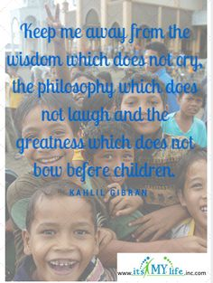 Very true!! Kahil Gibran quote | Its My Life  http://www.itsmylifeinc.com/2015/03/19848/