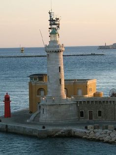 Lighthouses of France: Marseille Area