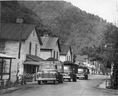 Wayland, Kentucky In The 1950s