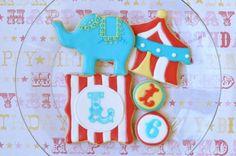 circus cookies #timelesstreasure.theaspenshops.com