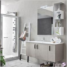 Badmöbel Genet   Dieses Hochwertige Badmöbel Set Beweist, Dass Ein  Badezimmer Stil Haben Und Wohnlichkeit