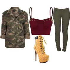 """""""Untitled #341"""" by jeansfitright14 on Polyvore"""