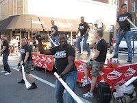Boystown, Chicago Marathon, 2010