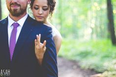 Wedding Photography - Asah Creations #woods #rustic