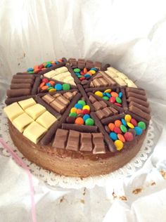 Tortas De Pirulin Con Chocolates Torontos Tortas De
