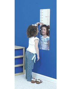 Children's Factory Measure Me Mirror from Wayfair | Shop Parents.com