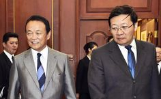 james price aero financial - Japan, China to hold finance talks