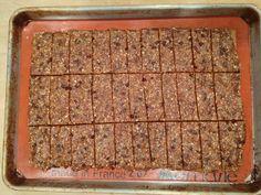 Yum!!!  Homemade Lara bars - thx Dana Hahn!!!!  I am making these and adding the coconut flakes!