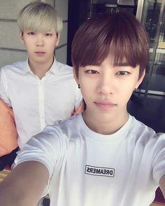Himchan and Daehyun