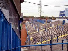 Elm Park, Reading in the 1980s.
