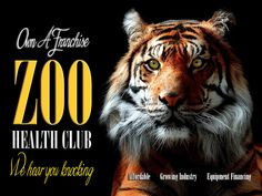 Please be advised that you are requesting Franchise information. | The Zoo Health Club
