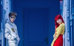 AKMU - How People Move.  How fun and peppy is this song!  It definitely earned a spot in regular rotation in my workout playlist.