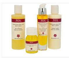 REN Moroccan Rose Experience Gift Set 260ml fra Blush. Om denne nettbutikken: http://nettbutikknytt.no/blush-no/