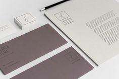 Federica Sutera   Personal Brand Identity by Federica Sutera, via Behance