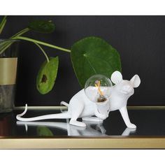 I wouldn't mind having this little mouse in my house. My House, Dinosaur Stuffed Animal, Christmas Ornaments, Toys, Holiday Decor, Animals, Inspiration, Design, Home Decor