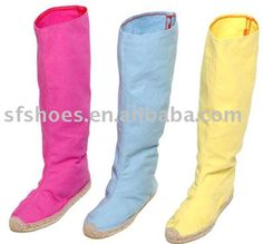 Colorful_Canvas_Boots_with_Jute_Bottom_for.jpg (550×511)