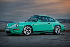 Lean, mean, and Mint Green.