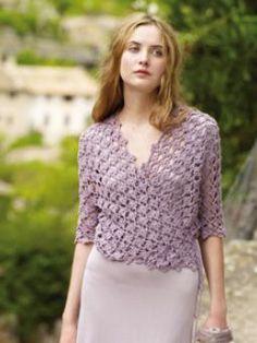 Charm - crochet pattern