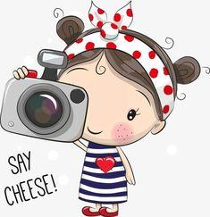 Vector chica fotos, Chica, Fotografía, Foto PNG y Vector