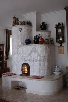 Cottage Design, House Design, Wood Burner Stove, Cabin Crafts, Old Stove, Summer Kitchen, Cottage Homes, Interior Design Inspiration, Rustic Decor