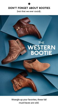 THE WESTERN BOOTIE