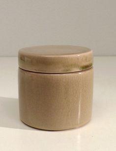 scatola craquelè. diametro cm.10xh.9
