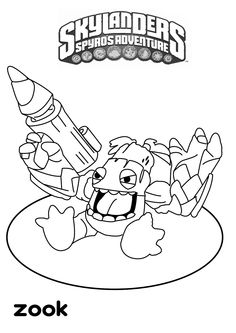 these coloring pages based on the hugely popular video game series skylanders giants played with toy figures are loved by kids