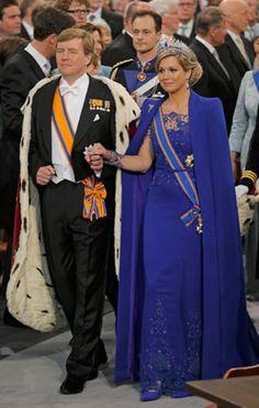 Königin Maxima beweist Stilbewusstsein