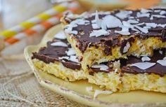Trópusi szelet sütés nélkül Pie, Troll, Desserts, Recipes, Food, Torte, Tailgate Desserts, Cake, Deserts
