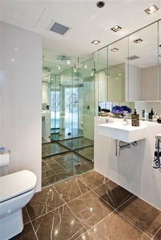 Bathroom designs by Dean Welsh