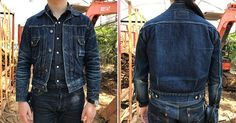 """heddels: """"Sugar Cane 1953 Type II (20 Months 2 Washes) - Fade Friday - http://hddls.co/2rTLz4h """""""