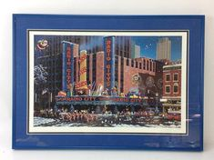 Alexander Chen Santa Comes to New York Limited Edition Print