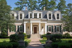 House of the Day: Greek Revival in South Carolina - WSJ.com