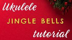 JINGLE BELLS Easy Ukulele Tutorial - 12 Days of Christmas Ukulele Challenge DAY 2 - YouTube Christmas Ukulele, Silent Night, Teaching Music, 12 Days Of Christmas, Jingle Bells, Challenges, Neon Signs, Make It Yourself, Easy
