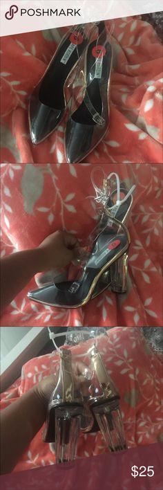 💥final sale 💥Cape robin pumps Brand new Cinderella shoes cape robin Shoes Heels
