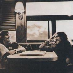 Anthony Kiedis and John Frusciante John Frusciante, Anthony Kiedis, Rock & Pop, Rock And Roll, Vincent Gallo, Hottest Chili Pepper, Night Aesthetic, Screwed Up, Rock Music