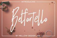 Belfortello from FontBundles.net