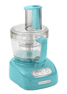 Kitchenaid Martha Blue Collection Food Processor A Review